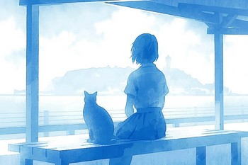 猫と娘.jpg